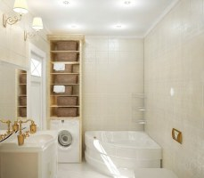 Badezimmer 6 qm gestalten und einrichten – Möglichkeiten ...