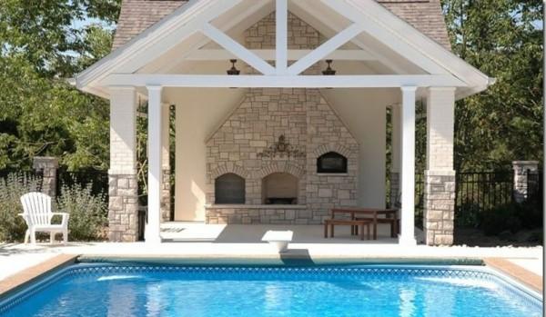 15 idees originales pour votre piscine de jardin et pergola