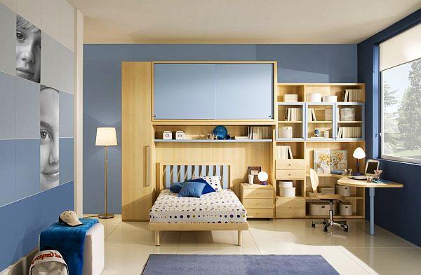 16 idées créatives pour une moderne chambre ado garçon on Teenager:_L_Breseofm= Bedroom Ideas  id=95851