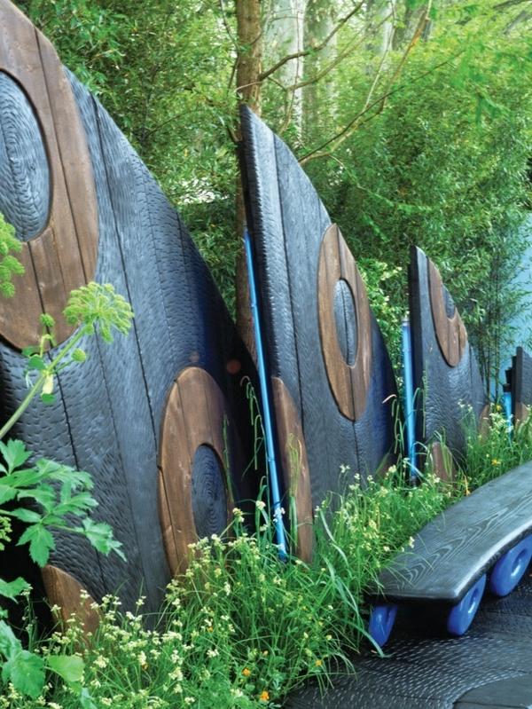 Voici Une Sélection Décoration Extérieur Jardin Ou Maison Pour Vous Palissade