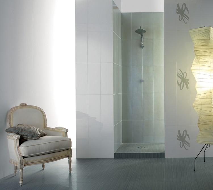carrelage de salle de bain moderne