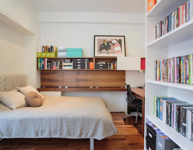 Comment Amenager Une Petite Chambre A Coucher 29 Idees