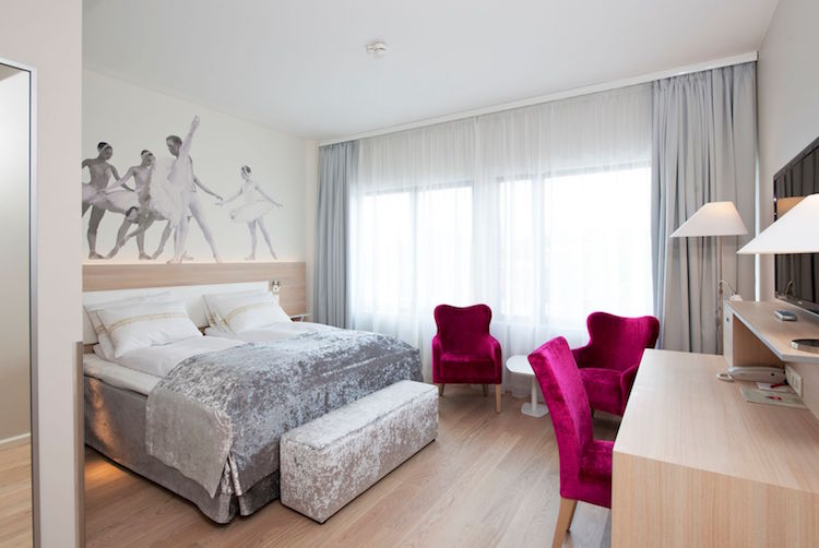 chambre adulte moderne