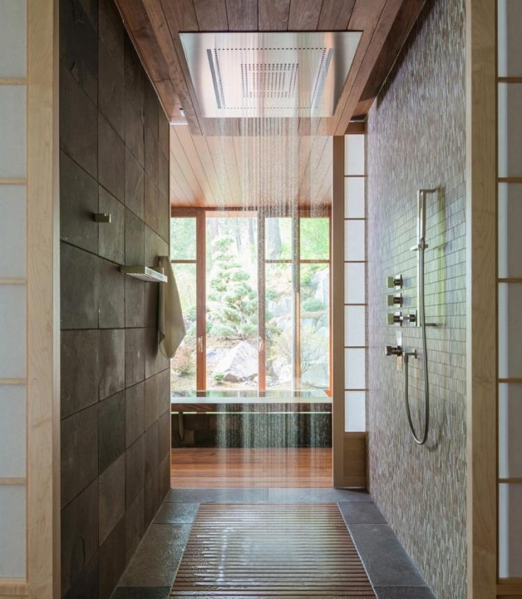 l italienne pour une salle de bain moderne
