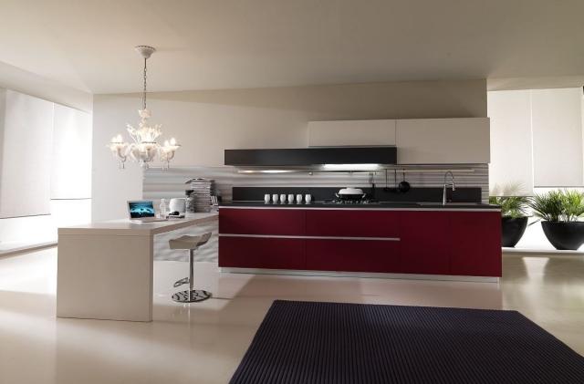 Style Lgance Pour La Maison 30 Ides De Meuble De Cuisine