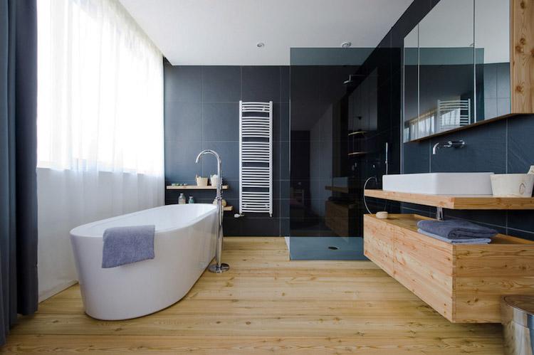 Modele De Salle De Bain 30 Designs Luxueux Et Elegants