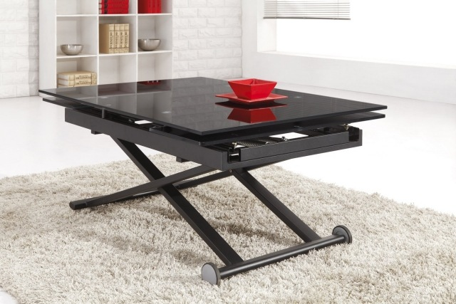 Table Basse Relevable 25 Designs Modernes Et Lgants