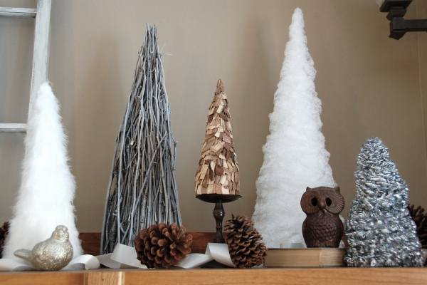 Sapin De Nol Original DIY 25 Alternatives Faire Soi Mme