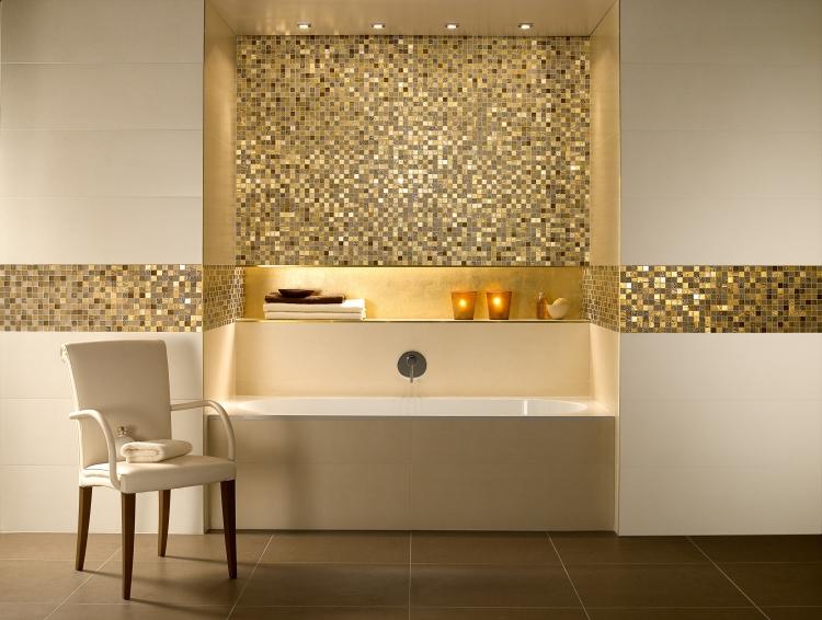 Decoration Mosaique Pour Salle De Bain Novocom Top