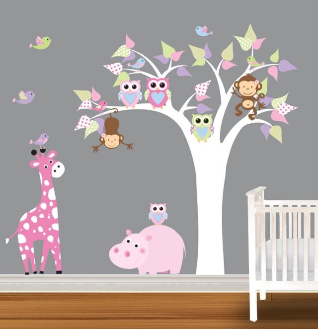 Dcoration Girafe Chambre Bebe