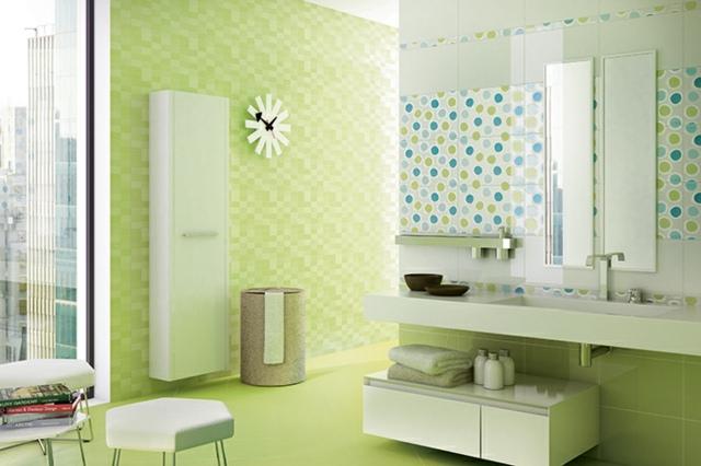 carrelage mural salle de bains 87