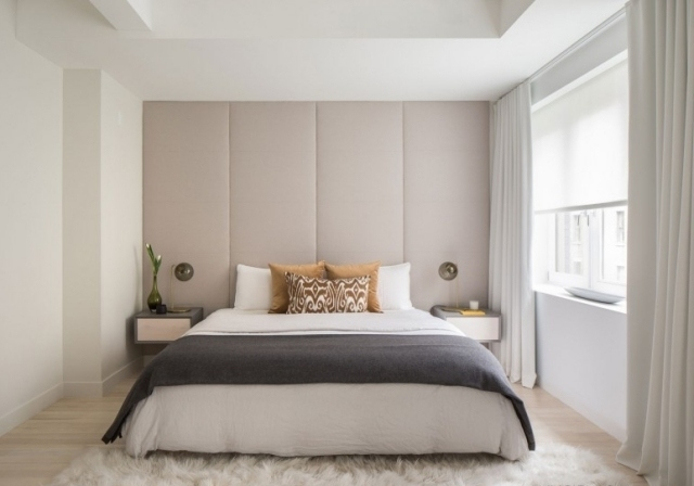 Chambre Coucher Contemporaine 55 Designs Lgants