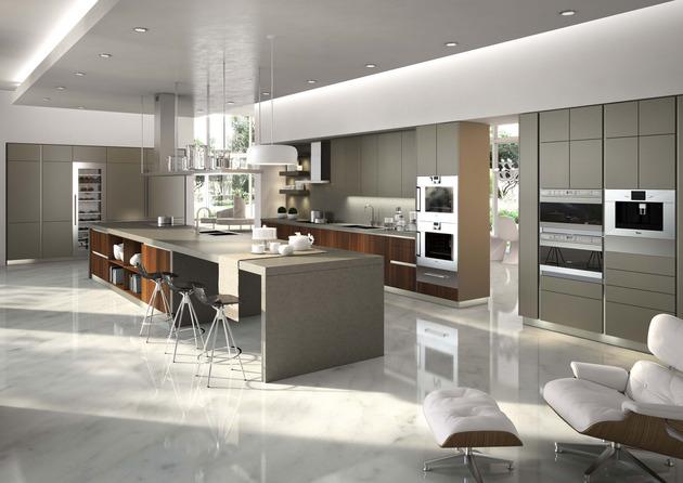 cuisine de design italien en 34 idees