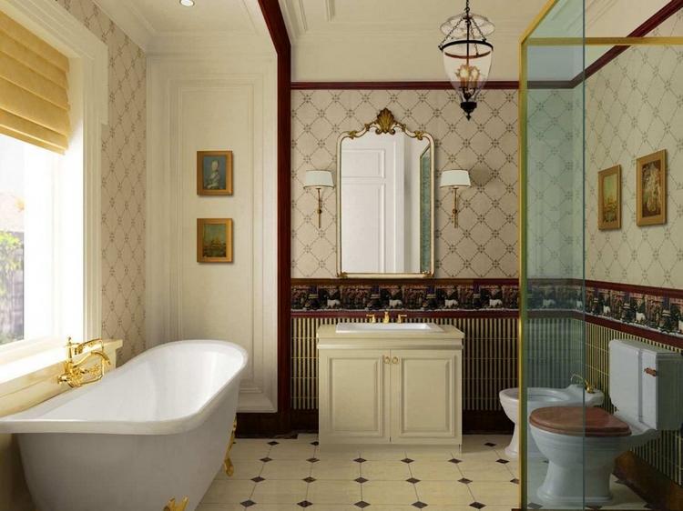 Decoration Salle De Bains Style Vintage En 33 Idees Geniales