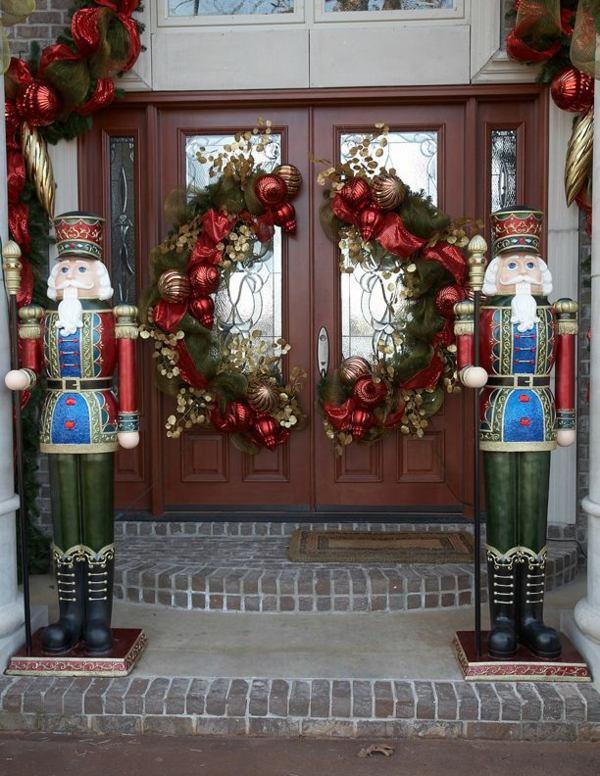 Idee Deco Exterieure Noel Noà L Comment Dà Corer
