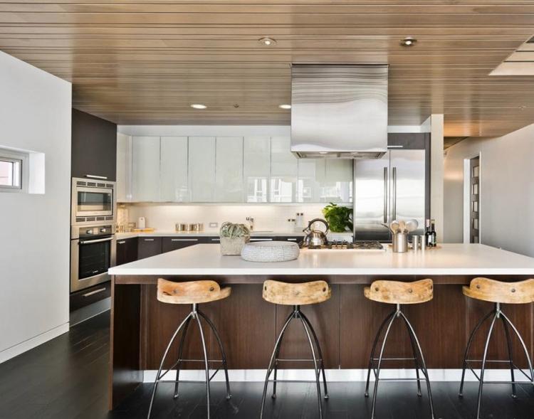 idees de cuisine moderne style