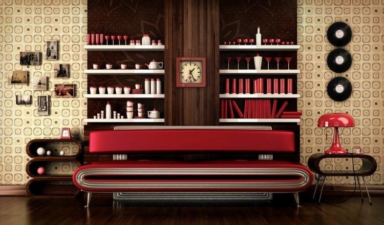 Les Annes 60 Folles Influencent Encore Le Design Des Meubles