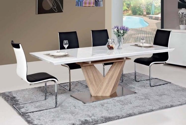 Table Manger Extensible Pour Votre Salle Manger Moderne