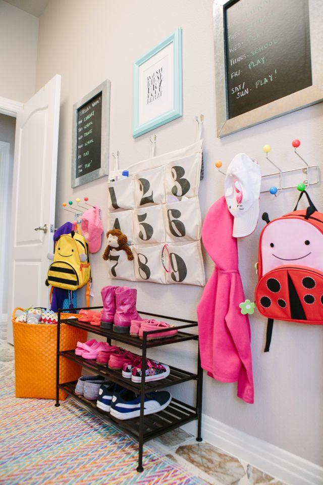 Idees De Deco Organisation Pour La Chambre Emma Palmer