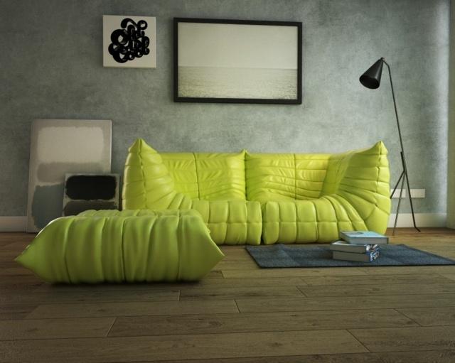 Canap Ligne Roset Pour Votre Salon Moderne De Luxe