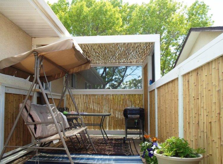 brise vue bambou et cloture pour plus d