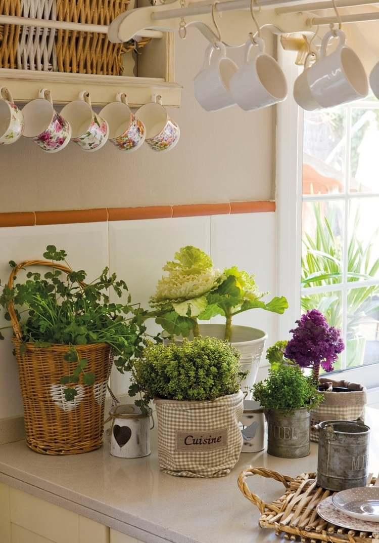 Dco Maison 25 Photos Pour Intgrer Les Plantes Et Fleurs