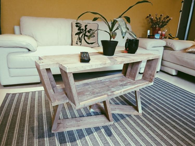 Ides De Meubles En Palettes DIY 25 Projets Formidables