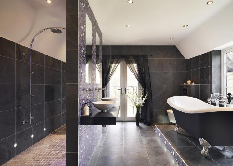 carrelage salle de bains et 7 tendances