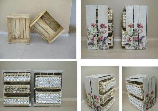 Meuble En Palettes Et Dcoration En 35 Ides DIY Cratives