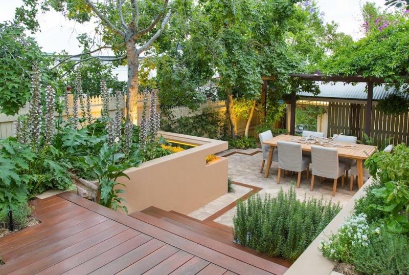 amenagement petit jardin sur la terrasse en 55 photos fascinantes