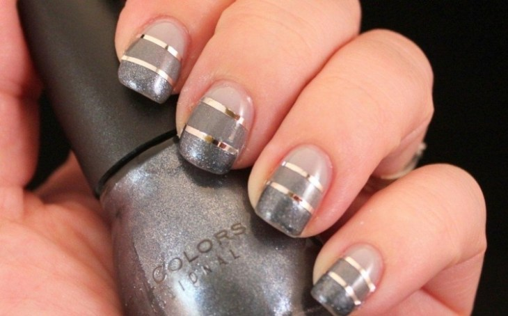 deco-ongles-bande-de-striping-tape-vernis-gris