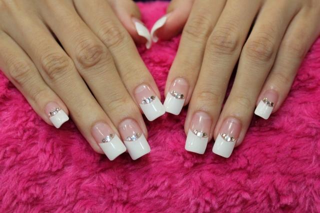 nail art mariage 55 idees splendides