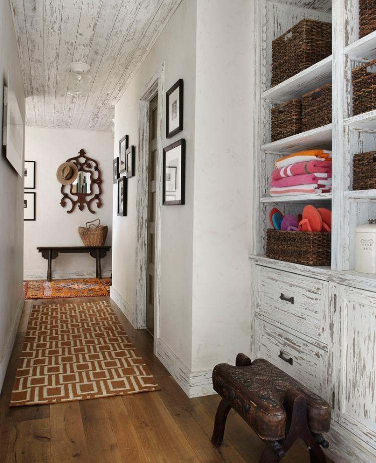 Meubles Et Ides Dco Couloir Et Entre De Style Cottage