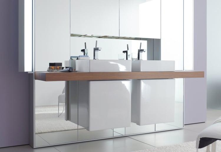 Meuble Double Vasque De Design Moderne En 60 Exemples