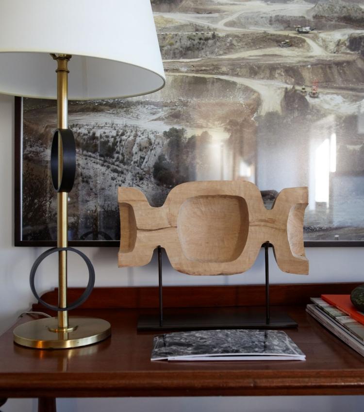 Sculpture Contemporaine Et Objet Dart Dans Le Salon 50 Ides