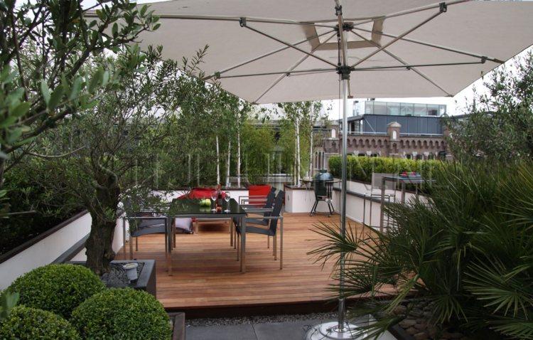 Amnagement De Jardin Et Terrasse Moderne En 42 Photos