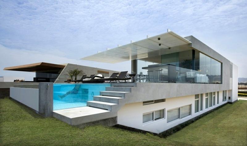 Larchitecture Moderne Dune Maison Prs De La Plage Prou