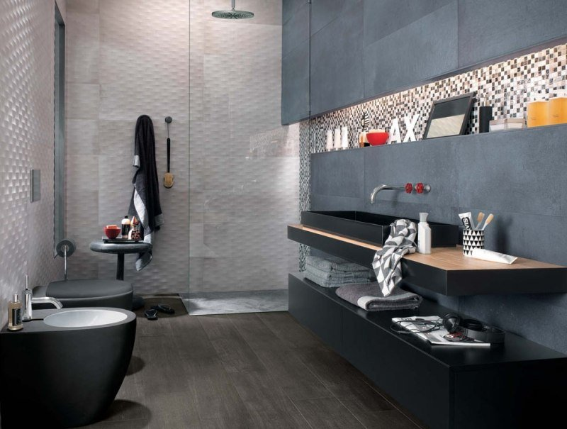 Faience Salle De Bains 88 Des Plus Beaux Carrelages Design