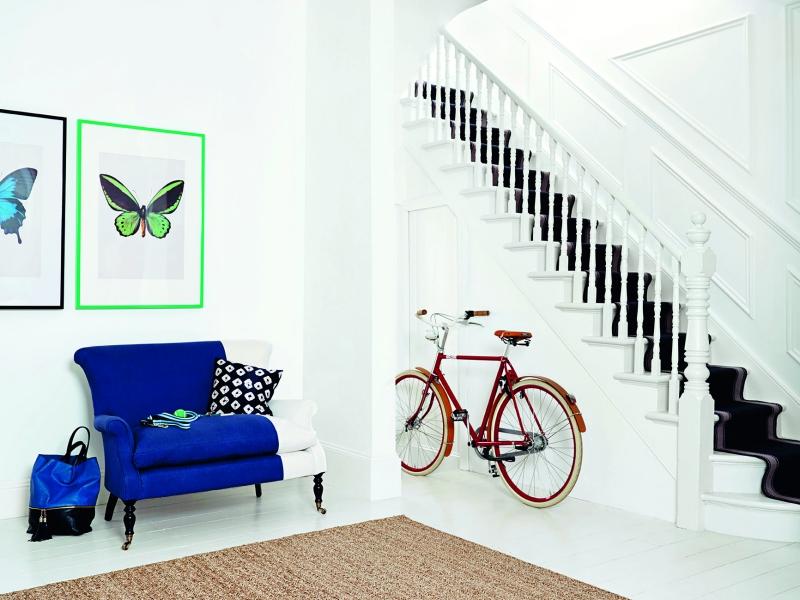cage d escalier et couloir