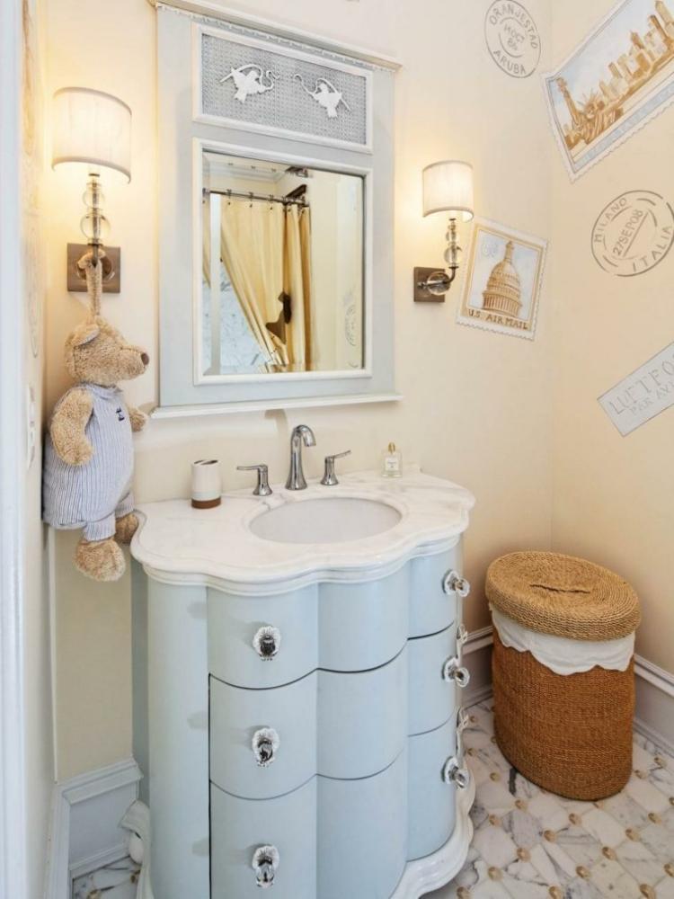 meuble de salle de bain et idees de
