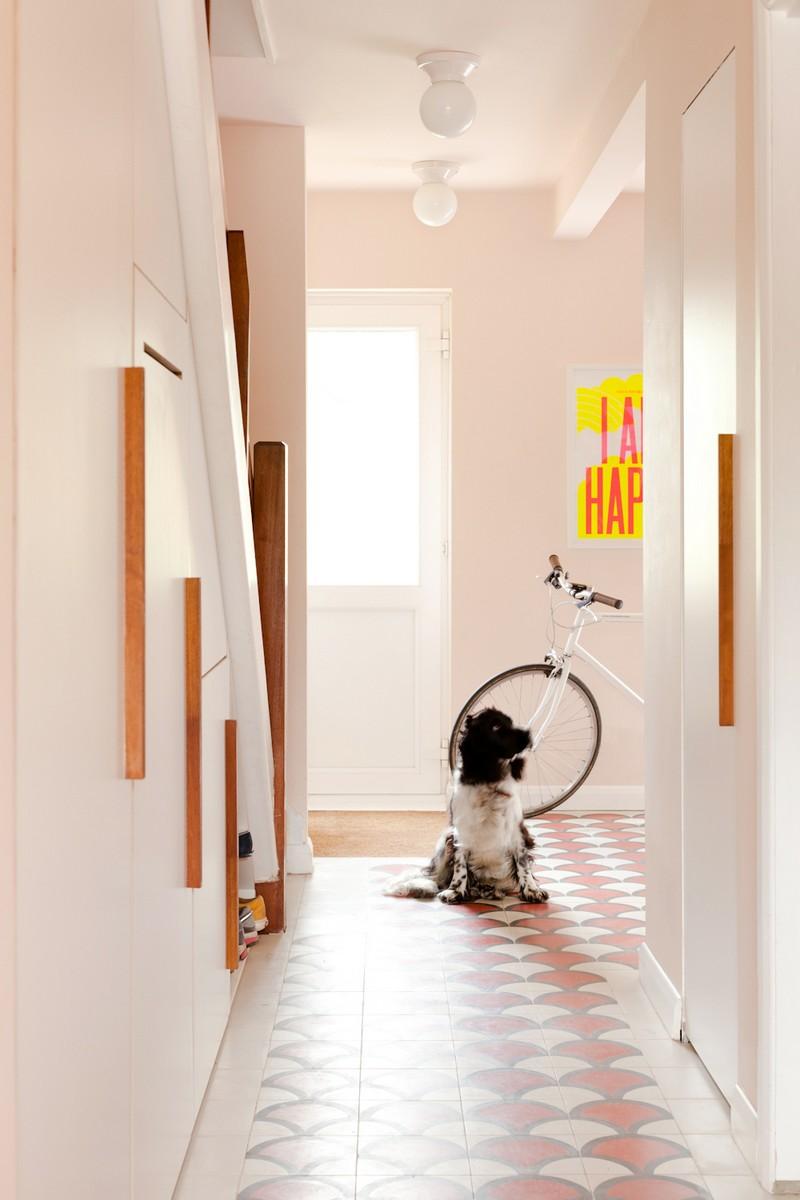 Peinture Couloir Et Dcoration De Lentre 57 Ides En