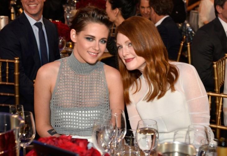 comment-bien maquiller automne idées Julianne Moore Kristen Stewart