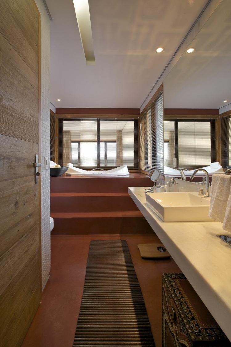 Meuble Vasque Salle De Bain Petit Espace En 55 Ides Supers