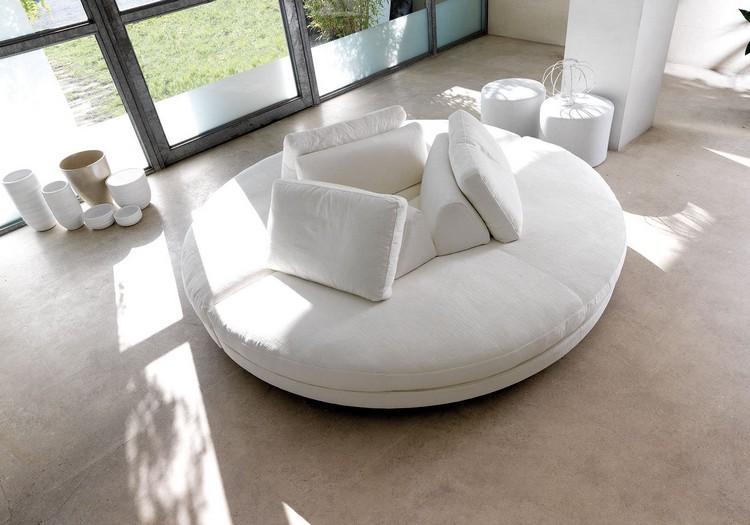 Canap Demi Lune Et Canap Rond 55 Designs Spectaculaires