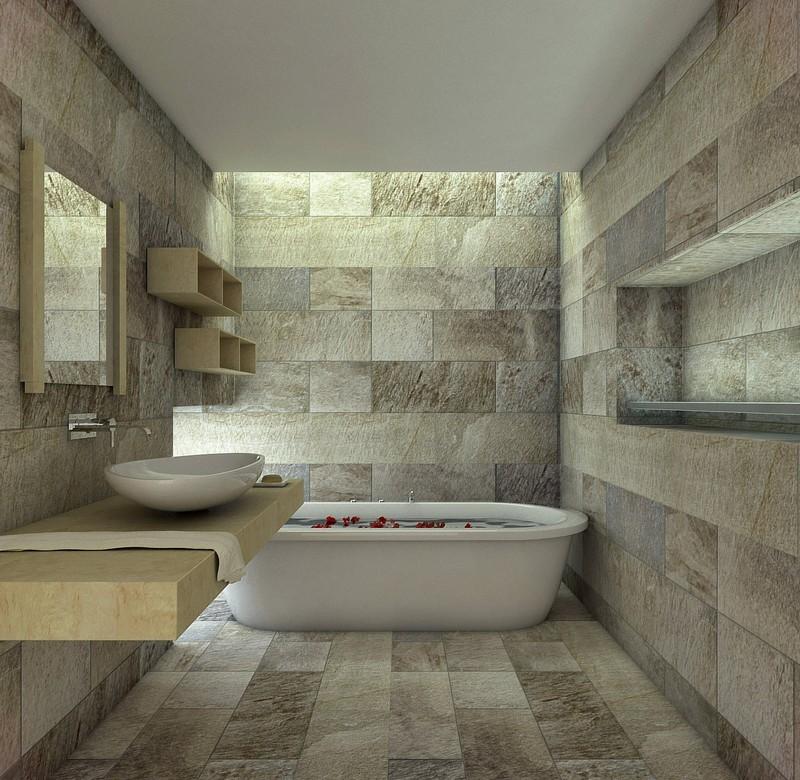 salle de bain pierre naturelle. Black Bedroom Furniture Sets. Home Design Ideas