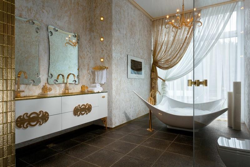 salle de bain moderne les tendances