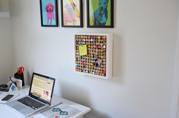 Tableau Lige Mural Faire Soi Mme 30 Ides De Bricolage