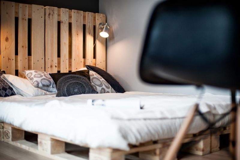 Dco Noir Et Blanc Dans Un Petit Appartement Chic Et Raffin