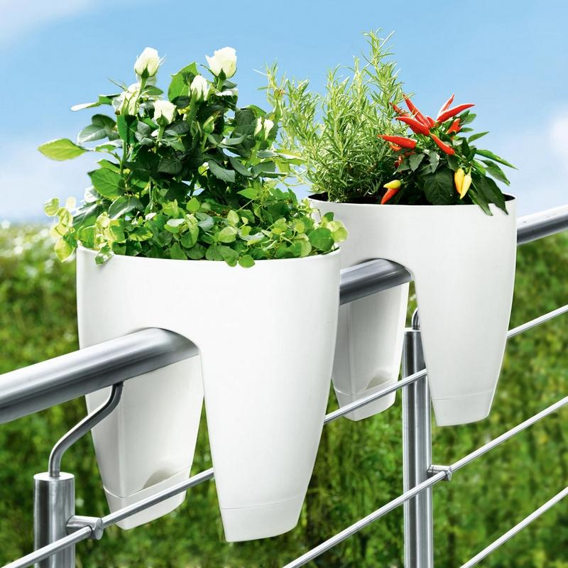 jardiniere balcon originale support et