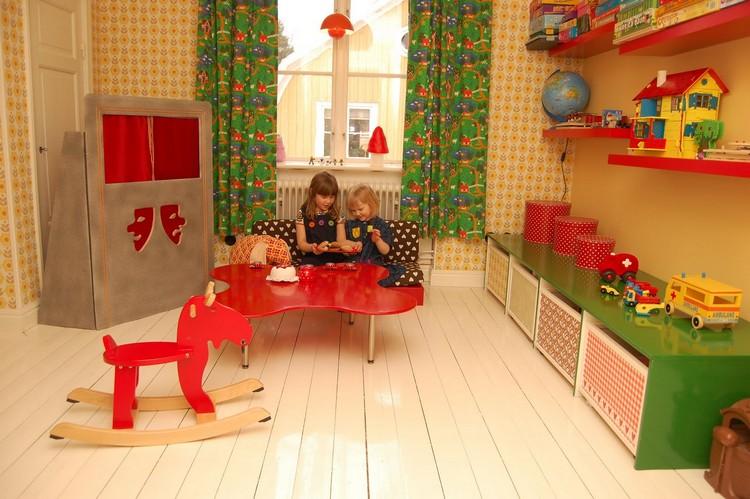 Salle De Jeux Enfant Comment La Meubler Et La Dcorer